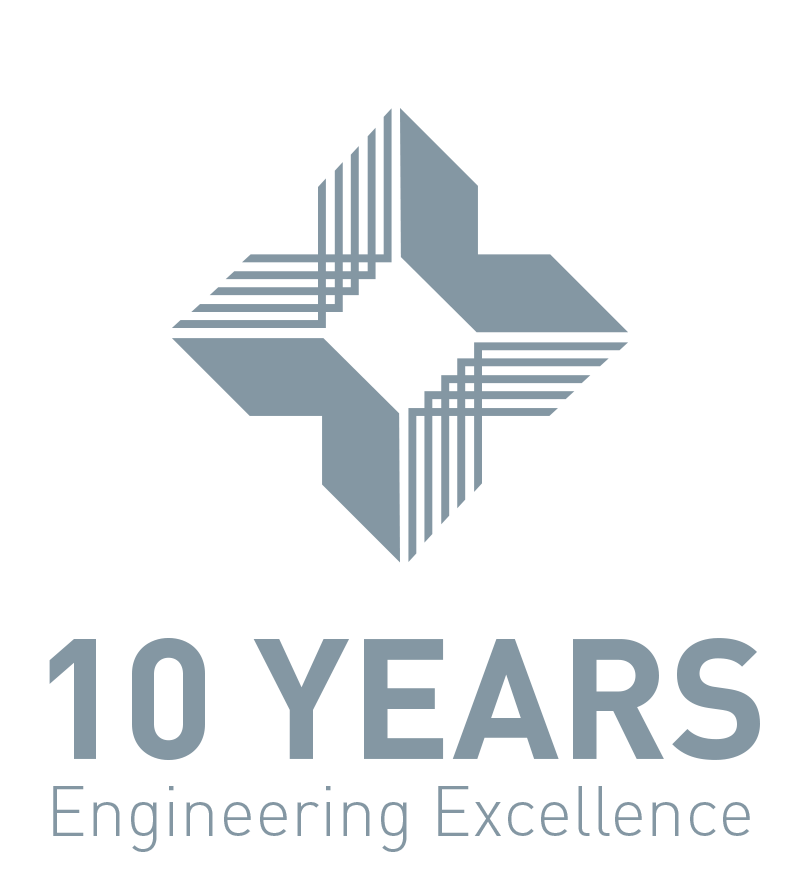 10 Years Engineering Excellence