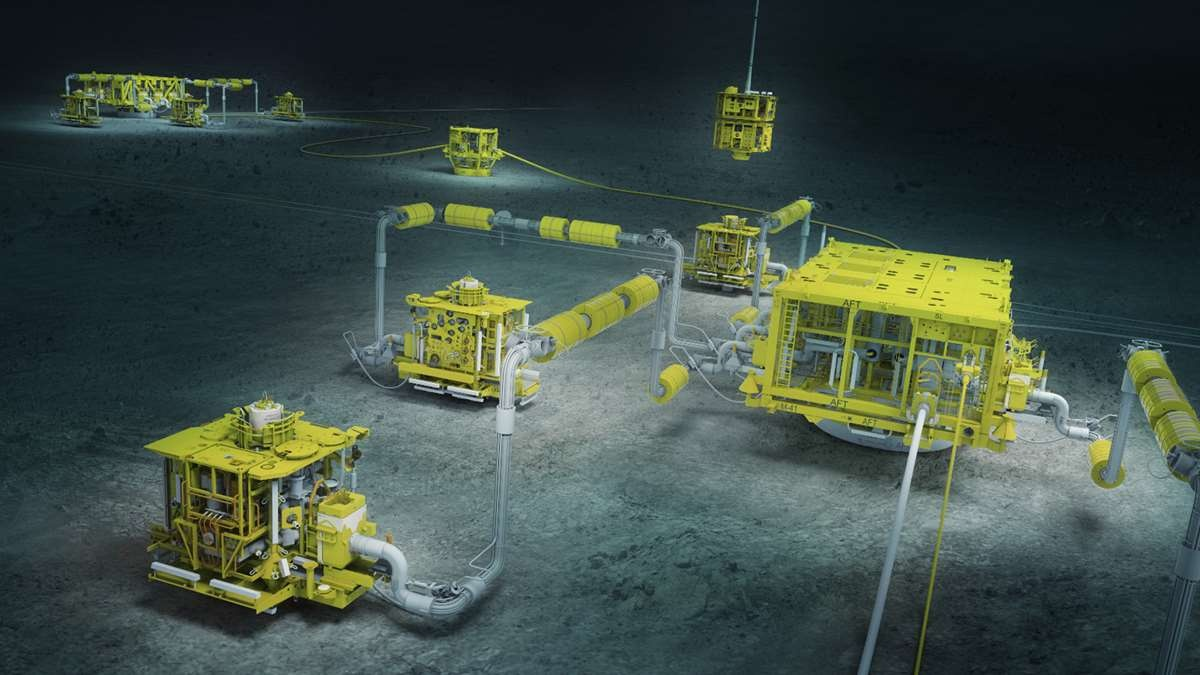 IS THERE A CHANGE IN THE WATER FOR OFFSHORE OIL & GAS?